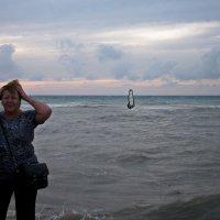 Море волнуется. :: Ирина Прохорченко