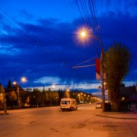Ночь :: Света Кондрашова