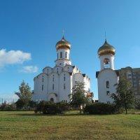 Храмы Минска :: Оксана Кошелева