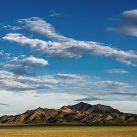 Горы, небо и луна. :: Sven Rok