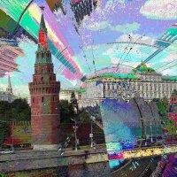 Фантазия на тему кремля :: Тимофей Черепанов