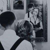 Там, в зеркале... :: Inessa Shabalina