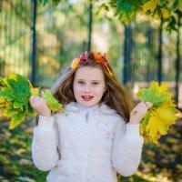 веселая Настя :: Катерина Терновая