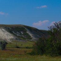 Меловые горы :: Надежда Щупленкова