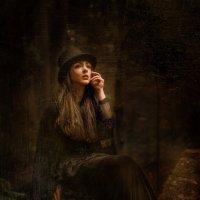 Портрет незнакомки :: Владимир Горубин