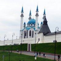 Кремль. Мечеть Кул-Шариф :: Елена Павлова (Смолова)