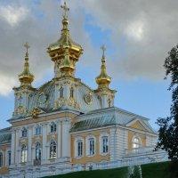 Церковь св.апостолов Петра и Павла. :: Владимир Гилясев