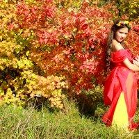 Эта осень... :: Кристина