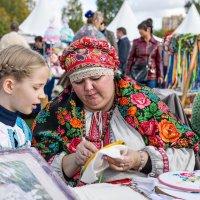 Шаг вперед и шаг назад :: Ирина Данилова