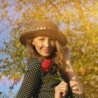 Осеннее настроение..... :: Ирина Жеребятьева
