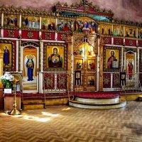 """Церковь иконы Божией Матери """"Знамение :: Сергей Кочнев"""