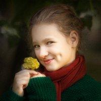 Осенний портрет :: Наталья Шатунова