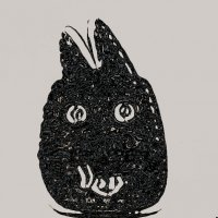 black cat :: Юлия Денискина
