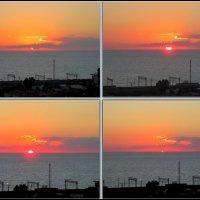 Адлер, море, закат... :: Нина Бутко