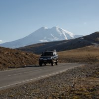 Дорога к Эльбрусу ... :: Vadim77755 Коркин