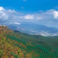 Борьба Осени и Лета 2 :: Роман Ткаченко