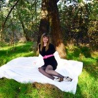 Мари и лес :: Роза Бара