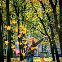 Осень , осень .... :: Андрей Якимюк