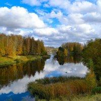 Осень на Смоленщине (1) :: Милешкин Владимир Алексеевич
