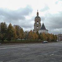 Крестьянская площадь :: Яков Реймер