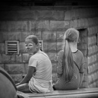 """из альбома """" С фотоаппаратом по городу"""" :: Владимир Шехтер"""