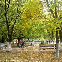 Осень в городе :: Елена Семигина