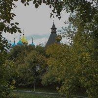 Новоспасский монастырь :: Яков Реймер
