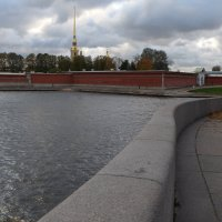 Крепость.. смеркалось.. :: tipchik