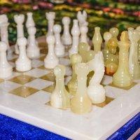Ониксовые шахматы! :: Ирина Антоновна
