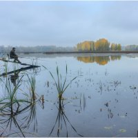 На рыбалке :: Nikita Volkov