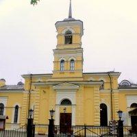 Церковь преподобного Серафима Саровского  /7/ :: Сергей