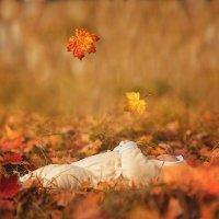 Первая осень :: Виктория Дубровская