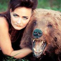 Охота на медведя :: valentina