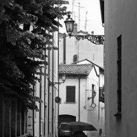 Зонтик и велосипед... :: M Marikfoto