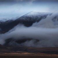 Ватные облака. Алтай :: Павел Сухоребриков