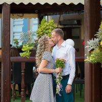 Поцелуй... :: Vitalii Oleinik