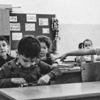 Однажды в школе :: Владимир Голиков