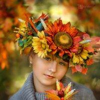 мисс Осень-3 :: Татьяна Исаева-Каштанова