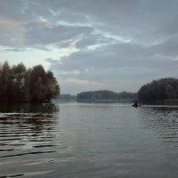 рыбаки :: Наталия Скрипка