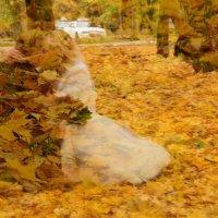 Осенний поцелуй :: Анастасия Смирнова