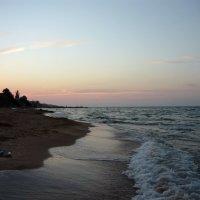 Вечер на море :: Вера Щукина