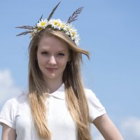 девушка - лето :: Вера Иванова