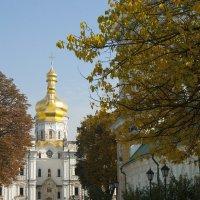 Осень в Лавре :: sergiy arakelov