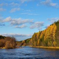 Река Каква. :: Наталья
