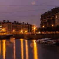 Ночной канал :: Валерий Смирнов