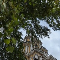 Новоспасский монастырь :: Лариса *