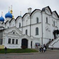 Благовещенский собор в Казанском кремле :: Елена Павлова (Смолова)