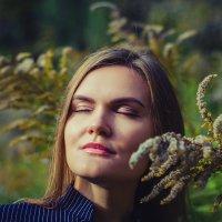 цвет золота.. :: Ксения Цапко