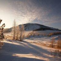 На горы зимние, взор Ваш, пусть неутомимым будет 2 :: Сергей Жуков