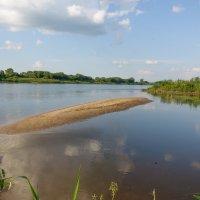 Река Неман :: Андрей Бердников